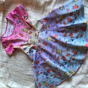 4 to 5 girls CUTE zootopia dress by Disney